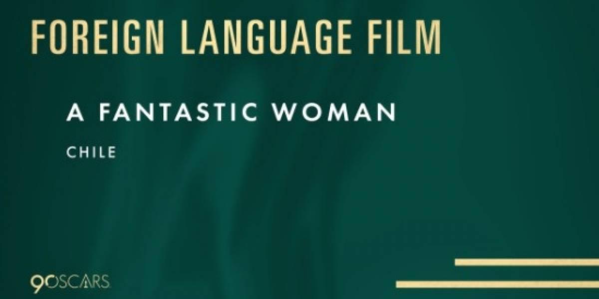 """""""Dijo la picá"""": periodista libanesa cuestionó el triunfo de """"Una mujer fantástica"""" en los Oscars y recibió una colección de """"chilenismos"""""""