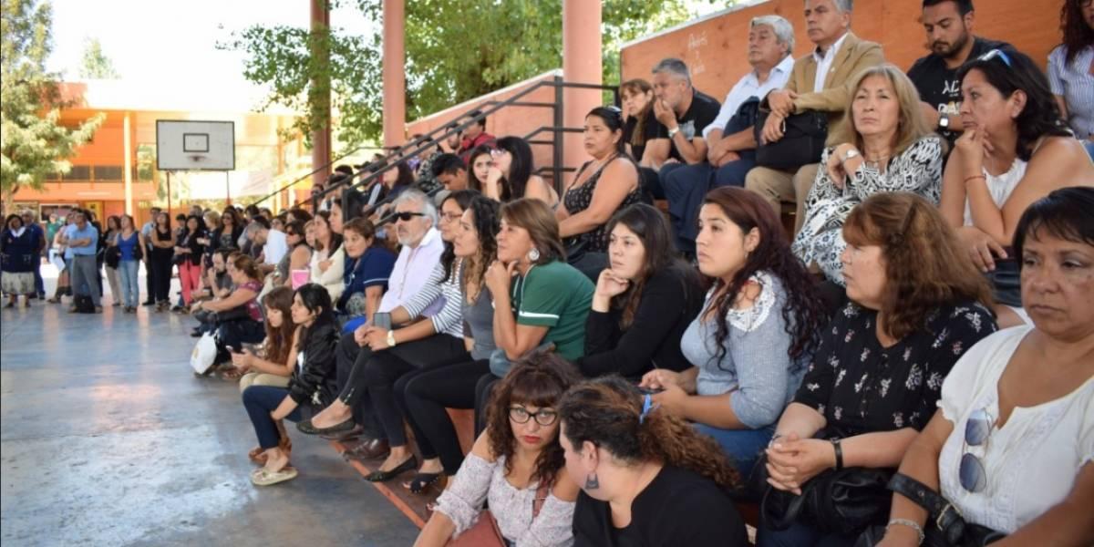 Profesores de Cerro Navia, Pudahuel y Lo Prado deponen paro y servicio local comienza clases con normalidad