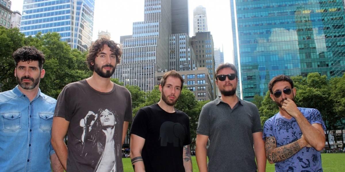Izal presenta su nueva canción, 'El pozo'