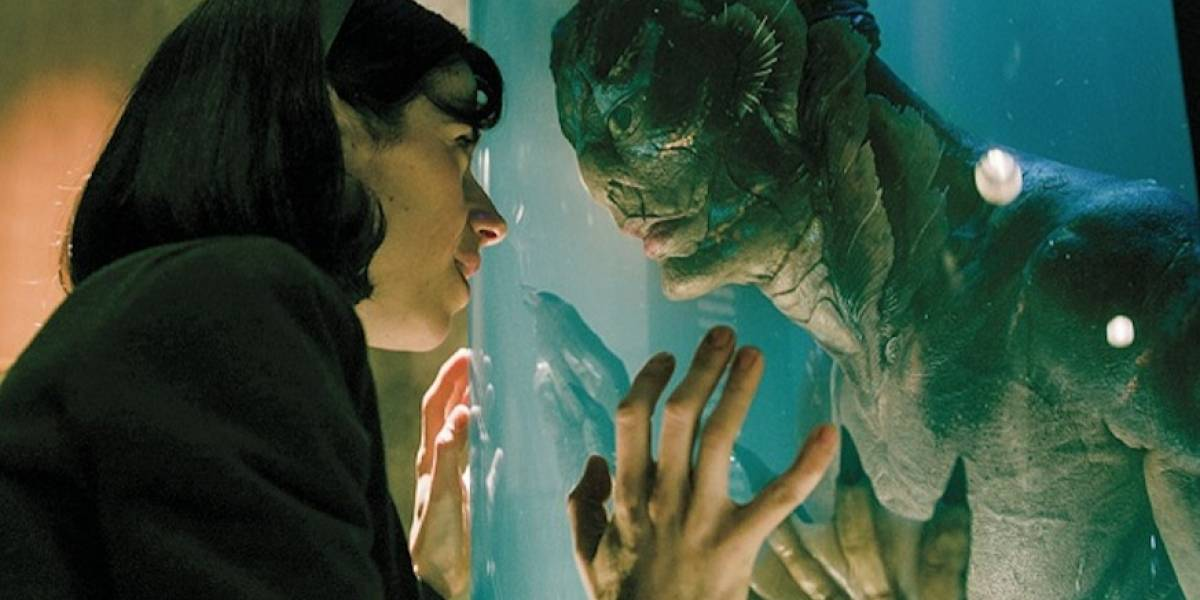 "Este es el actor que interpreta a la criatura de ""The Shape of Water"""