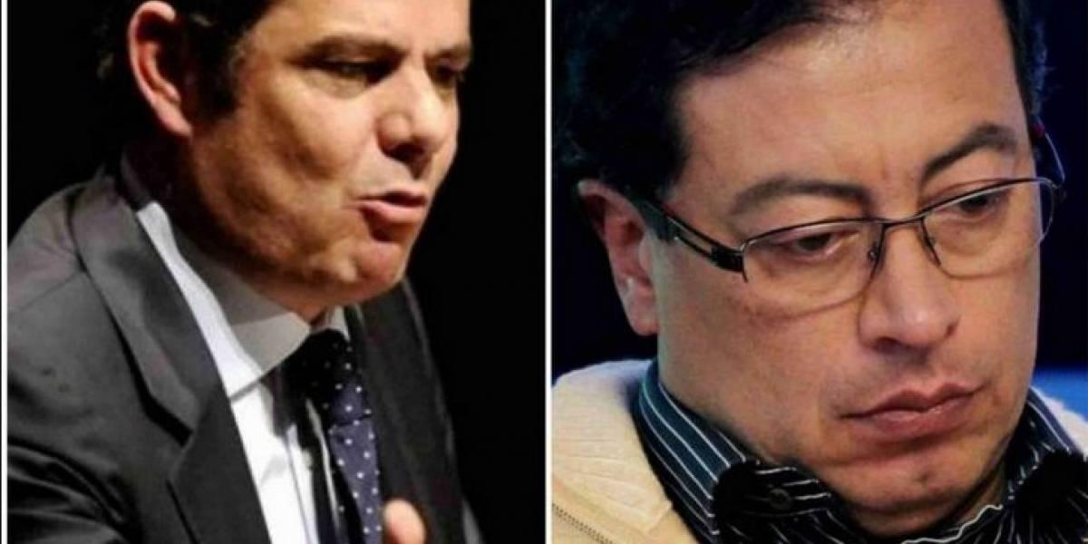 Manifestaciones de Petro y Vargas se disputan apoyo de barranquilleros