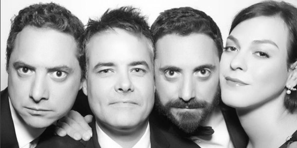 """La emotiva celebración de Daniela Vega, Sebastián Lelio y el equipo de """"Una mujer fantástica"""" segundos después de ganar el Oscar"""