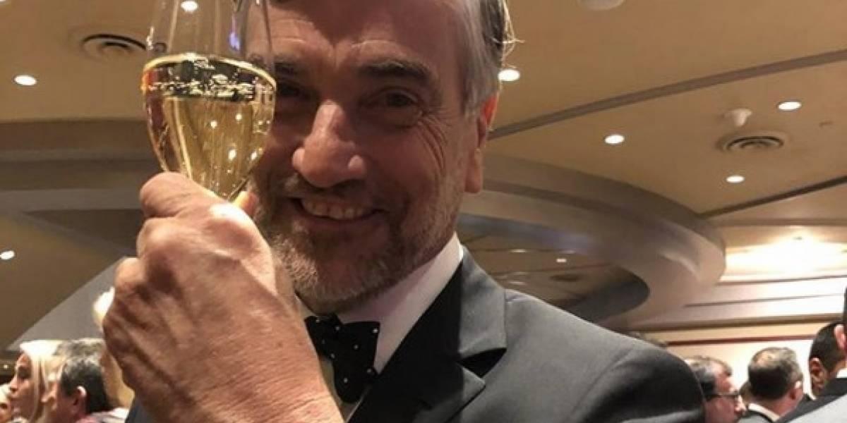 """""""La hicimos mierd..."""": Francisco Reyes desató su alegría y celebración en Instagram tras el Oscar para Chile"""