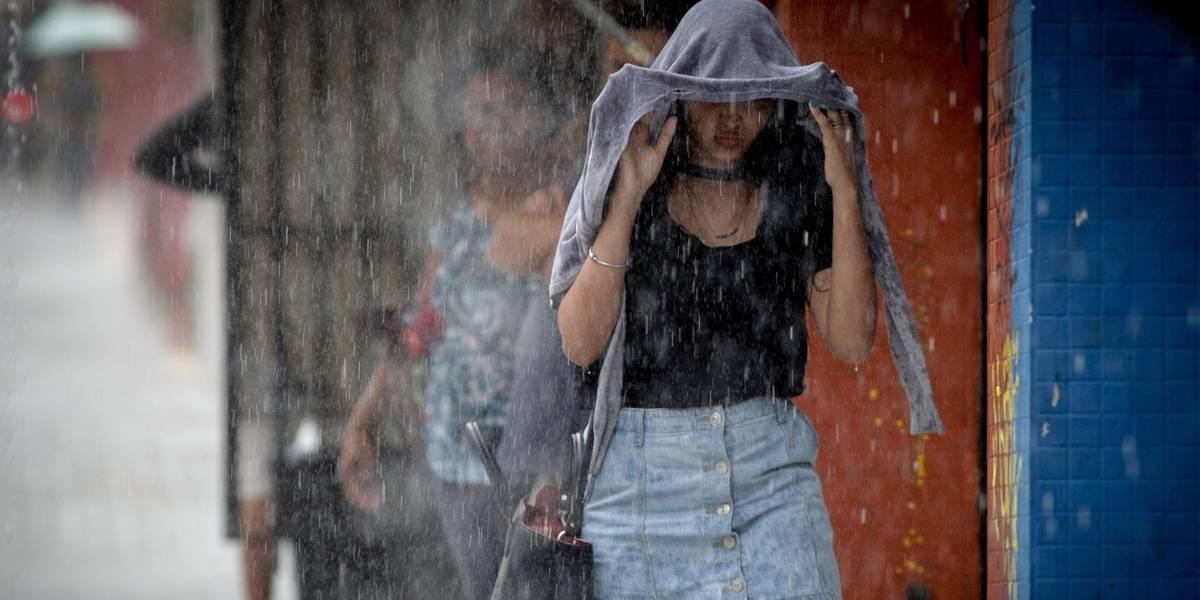 Após temporal, São Paulo amanhece em estado de atenção para alagamentos