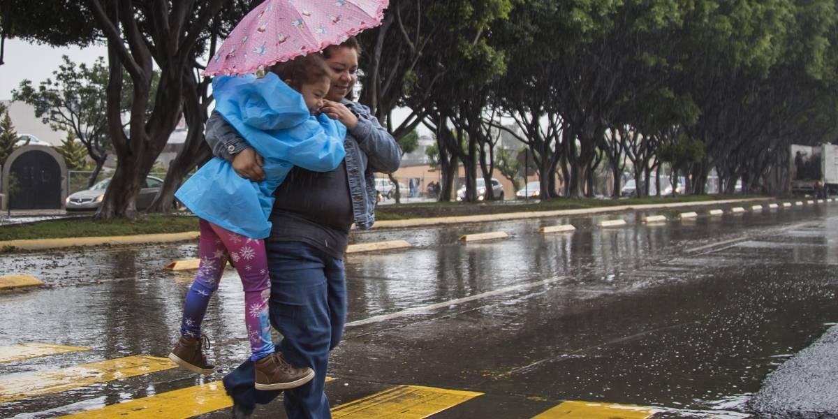 Frente frío 35 provocará lluvias en el noreste y oriente del país