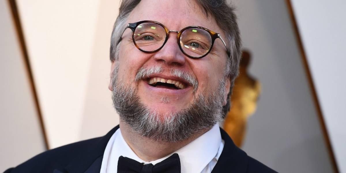 Candidatos felicitan a Del Toro por los Óscar ganados