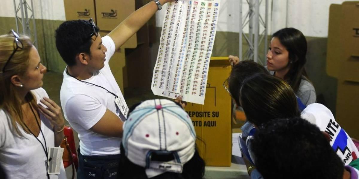 Derecha aventaja en elecciones legislativas en El Salvador