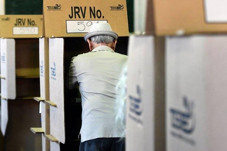 Elecciones legislativas en El Salvador