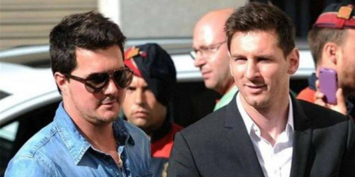 Hermano de Lionel Messi se ve implicado en nuevo escándalo