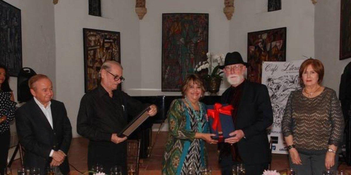 #TeVimosEn: El Café Literario de Verónica Sención rinde homenaje a Iván García Guerra