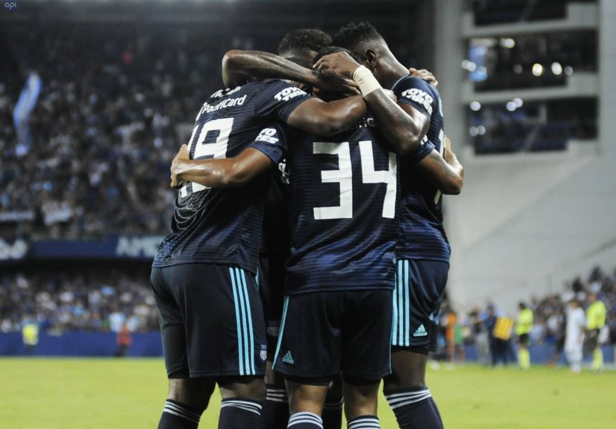 API Emelec vence 3 a 0 a Guayaquil City como visitante