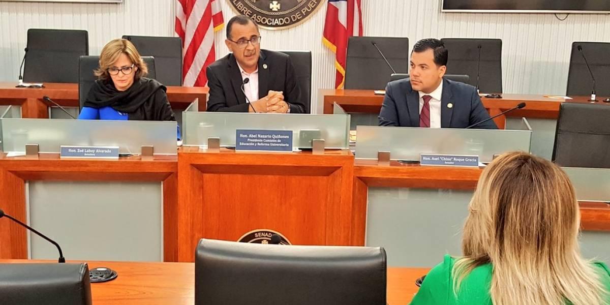 Directores de escuelas objetan reforma educativa en el Senado