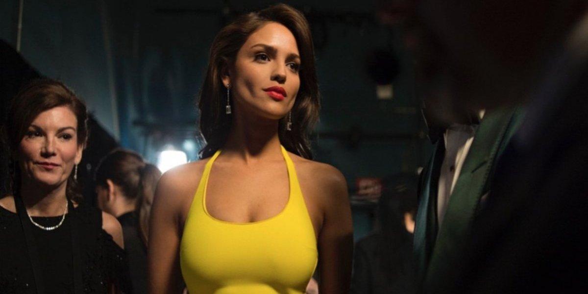 Eiza González responde a las críticas por su vestido en los Óscar 2018