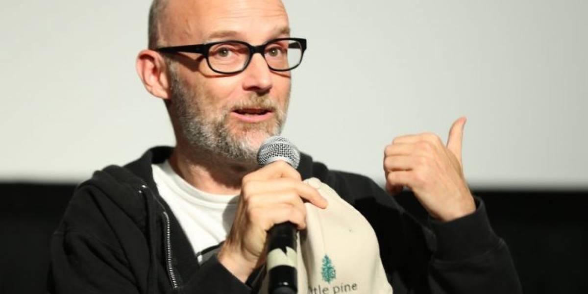 ¿Moby predijo la invención del iPhone y dio la idea para el iPod? Él asegura que sí