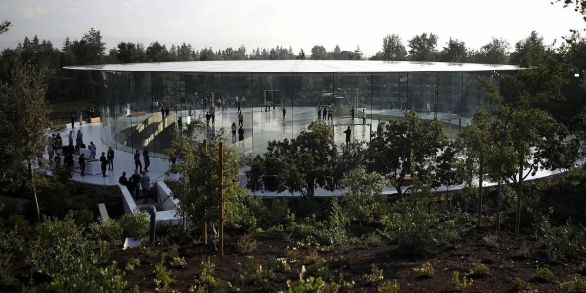 """El """"infierno"""" de los empleados del Apple Park: se accidentan por no poder distinguir las murallas"""