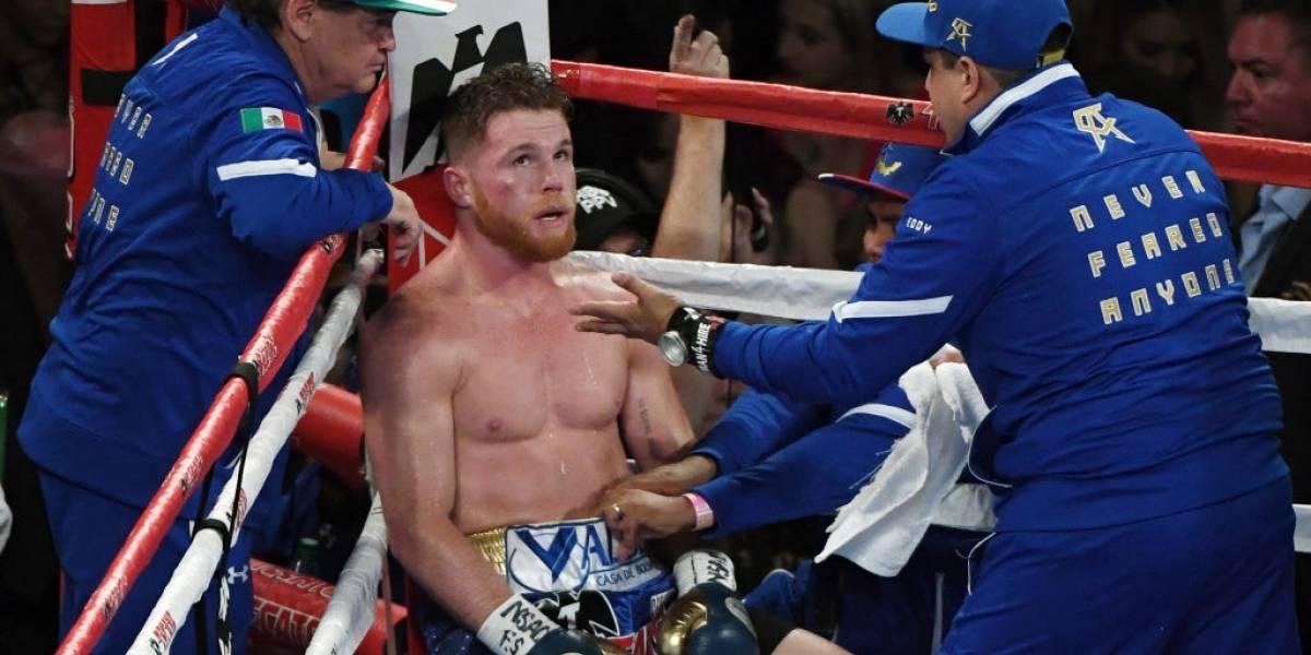 Golpe de K.O. al boxeo: Canelo da positivo por clembuterol y deja en duda su pelea con GGG