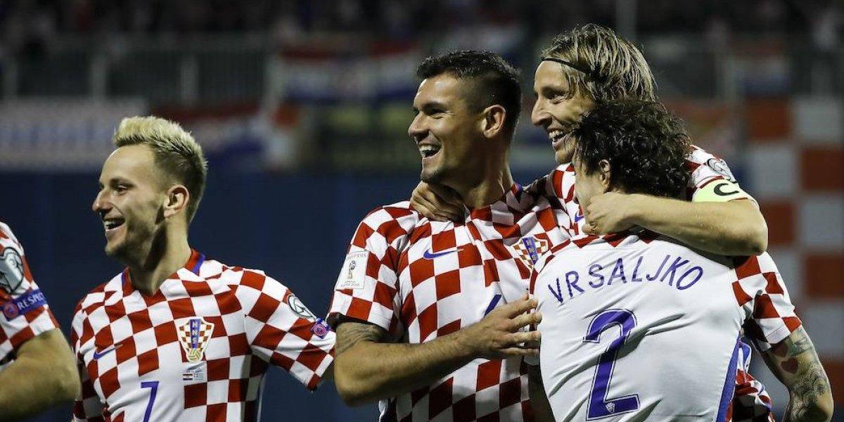 Croacia jugará con todo su arsenal ante el Tricolor