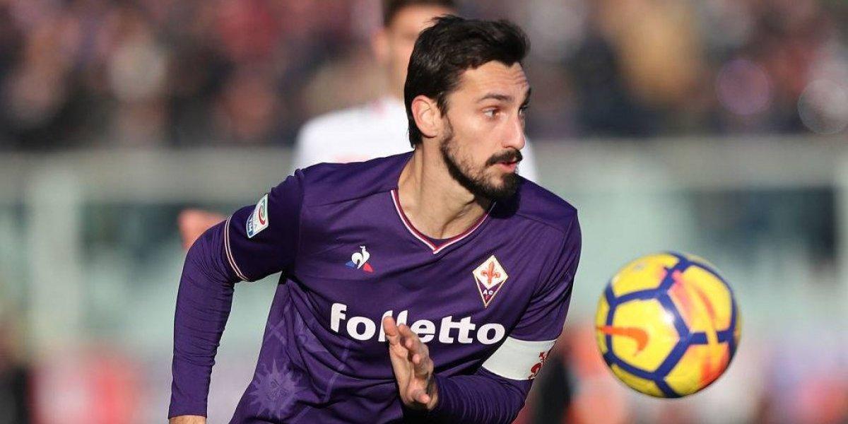 Un ejemplo: Fiorentina renovará simbólicamente contrato de Davide Astori