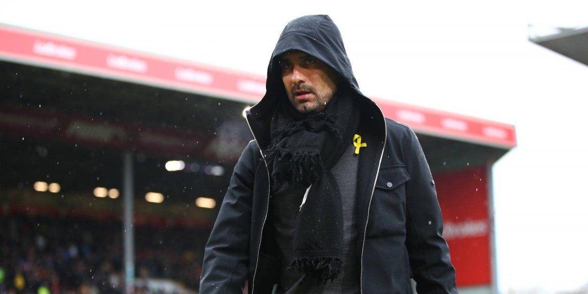 Martin Glenn se arrepiente por comentario del lazo amarillo de Guardiola