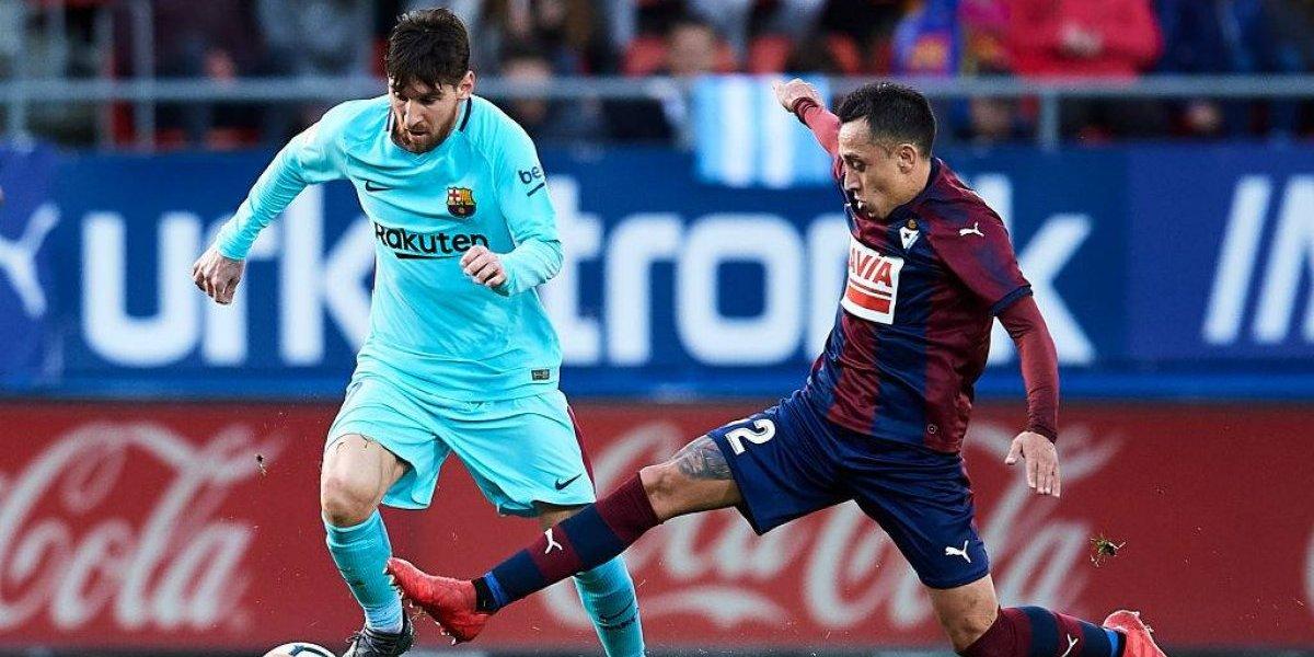 Uno menos para Rueda: Fabián Orellana sufre grave lesión y estará un mes sin jugar