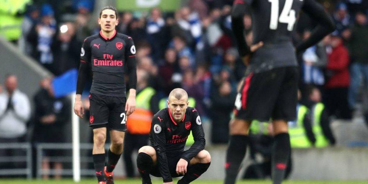 """Capitán de Arsenal reconoce el desastre de este año: """"No vamos a terminar en el Top 4 de la Premier"""""""