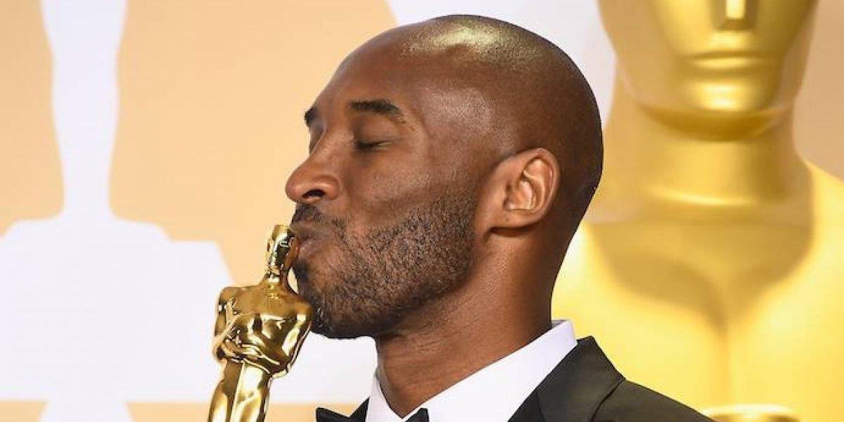 Kobe Bryant gana un Oscar con 'Dear Basketball'