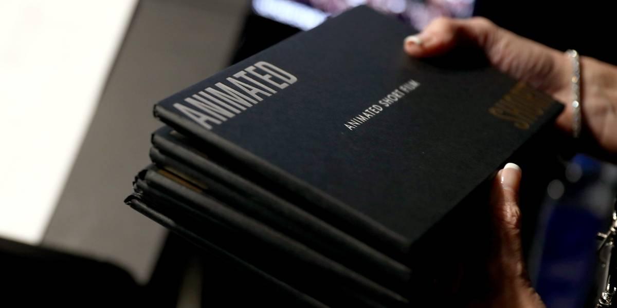 Oscar 2018: você reparou no tamanho das letras dos envelopes da premiação?