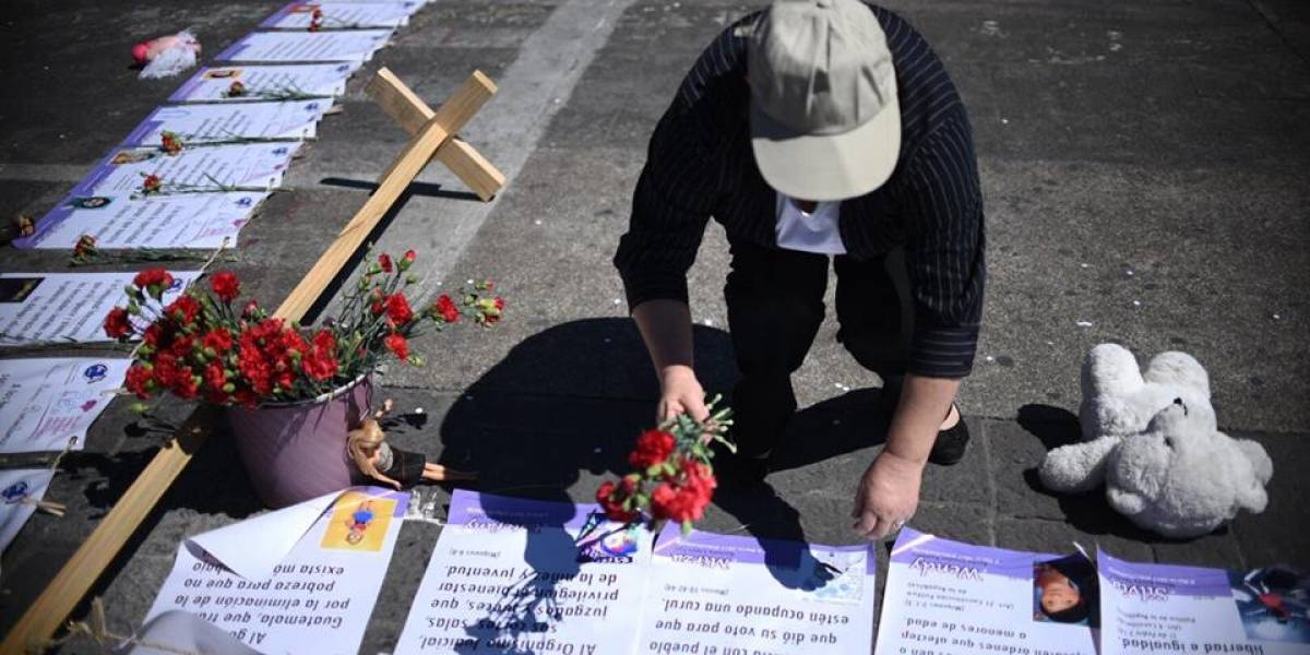 """Lanzan exposición """"el Grito de las 56"""", en honor a víctimas del Hogar Seguro"""