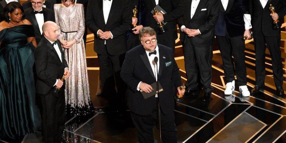 'La Forma del Agua' gana como Mejor Película en los Premios Óscar 2018