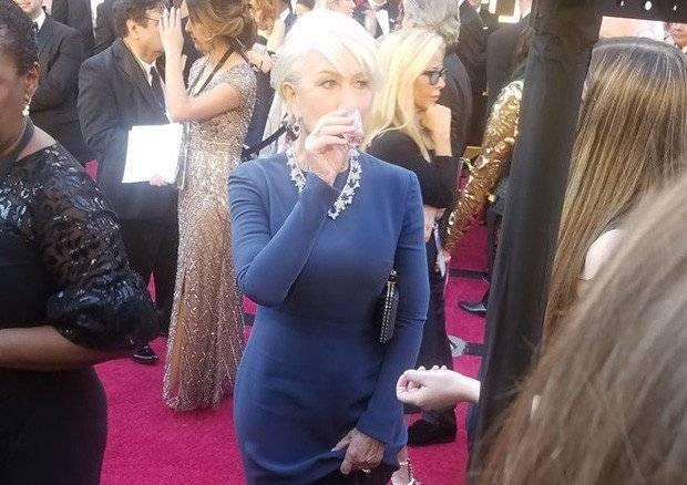Helen Mirren tequila