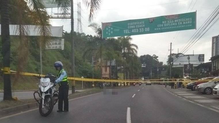 Homicidio hombre en Las Palmas