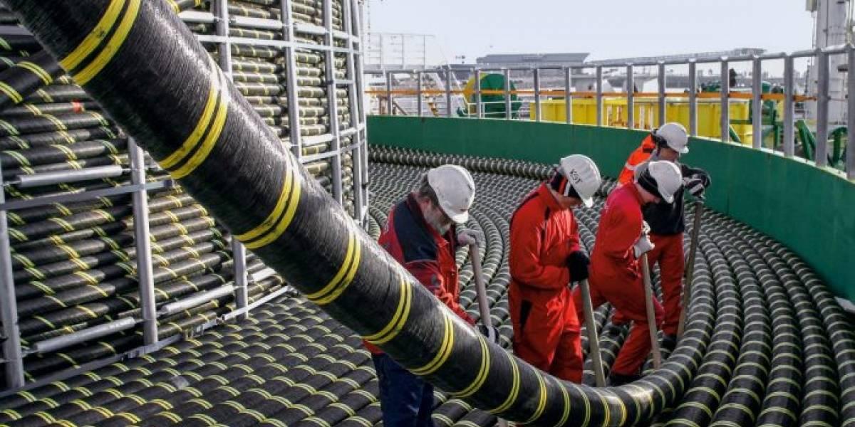 Fibra Óptica Austral: Huawei y CTR comenzaron los trabajos de la primera etapa del proyecto