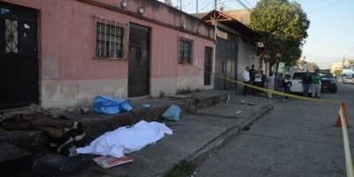 indigente lapidado en Villa Nueva