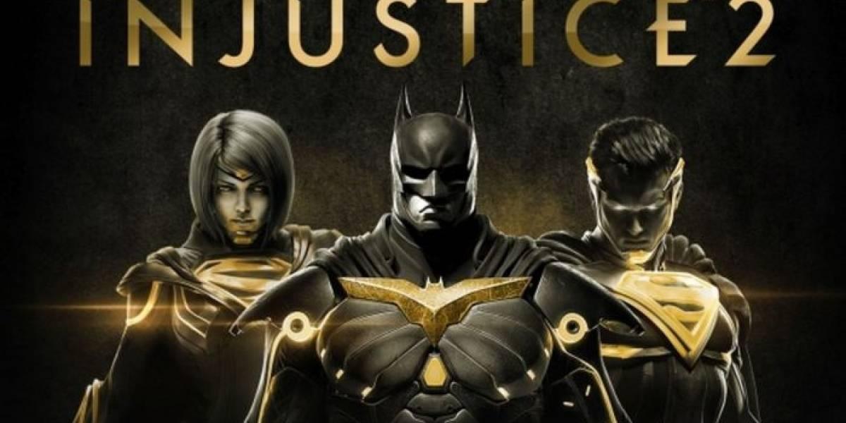 Injustice 2 Legendary Edition se lanzará en marzo