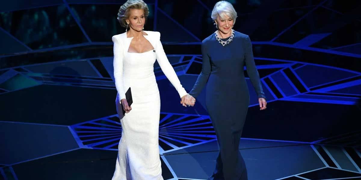 Jane Fonda, Rita Moreno e outras atrizes da terceira idade que botaram pra quebrar no Oscar