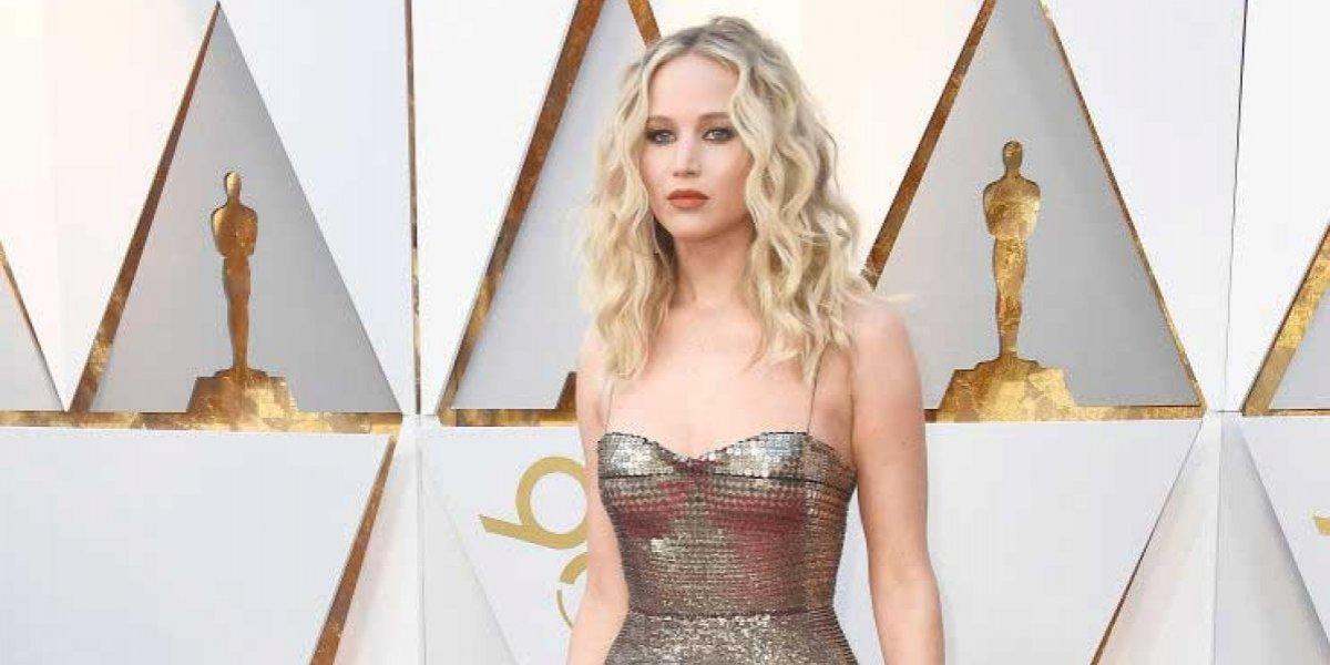 O comportamento totalmente diferente de Jennifer Lawrence nessa edição do Oscar