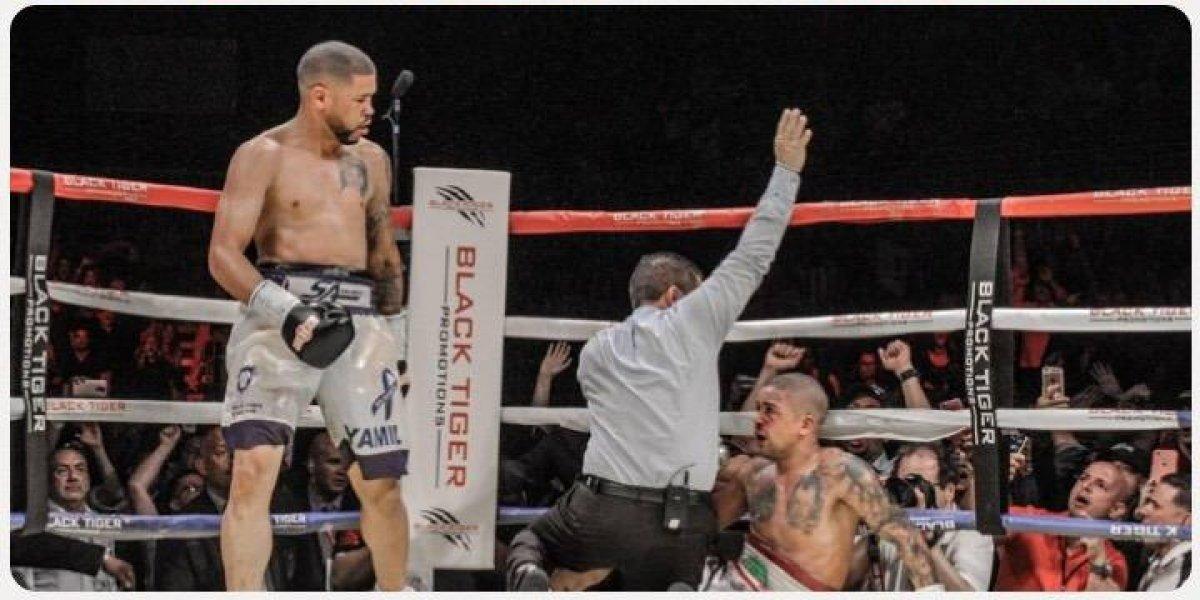 JuanMa López no se retira del boxeo, a pesar de múltiples derrotas