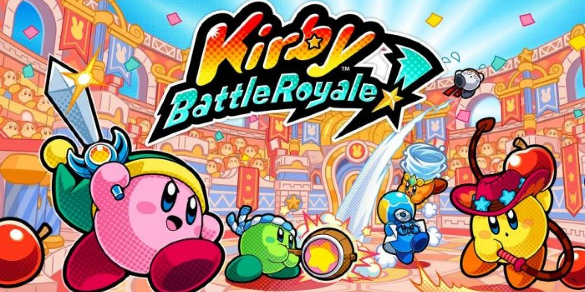 Kirby Battle Royale para 3DS se queda (un poco) corto [FW Labs]
