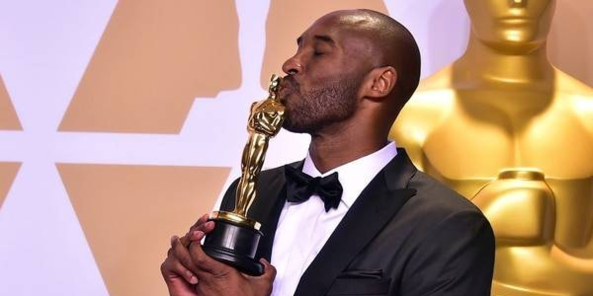 Kobe Bryant es tan grande que hasta tiene un premio Oscar
