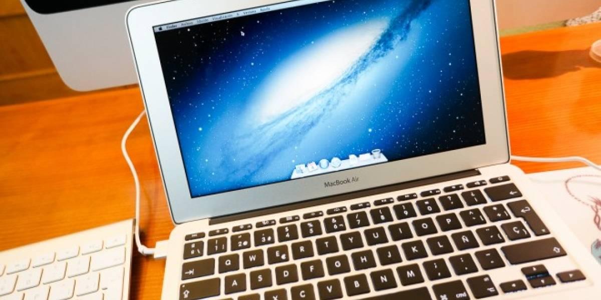 Según reportes, Apple está por lanzar una Macbook Air más barata