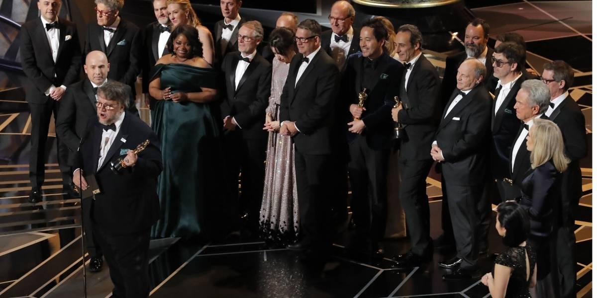 Oscar 2018: A Forma da Água confirma favoritismo e vence como Melhor Filme