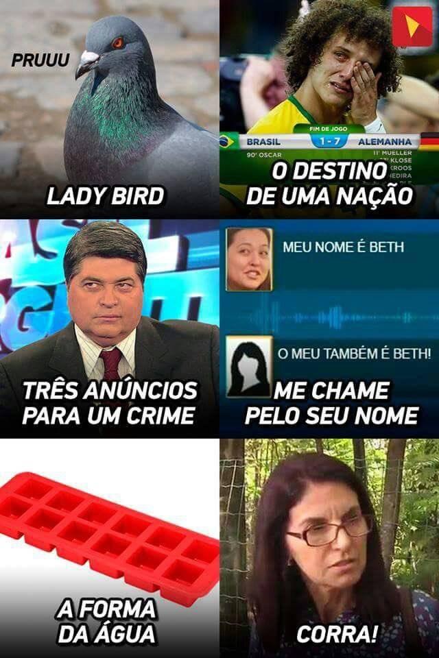 meme Oscar