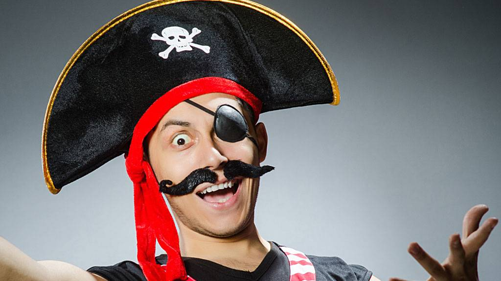 Meme Piratería Pirata Spotify App