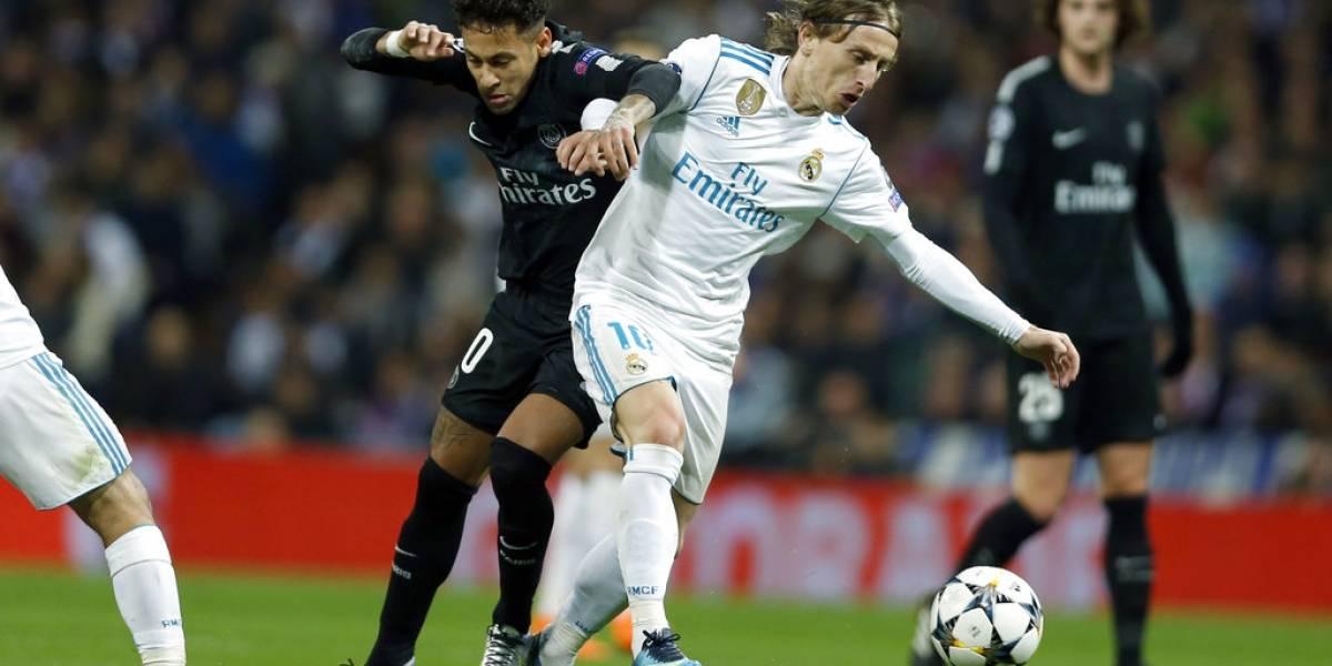 Modric y Kroos viajan a Francia para partido contra el PSG