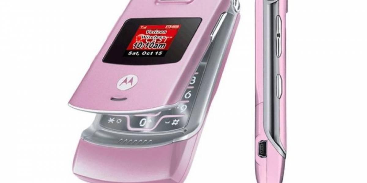 Motorola se une a la ola de nostalgia y podría relanzar pronto el Razr