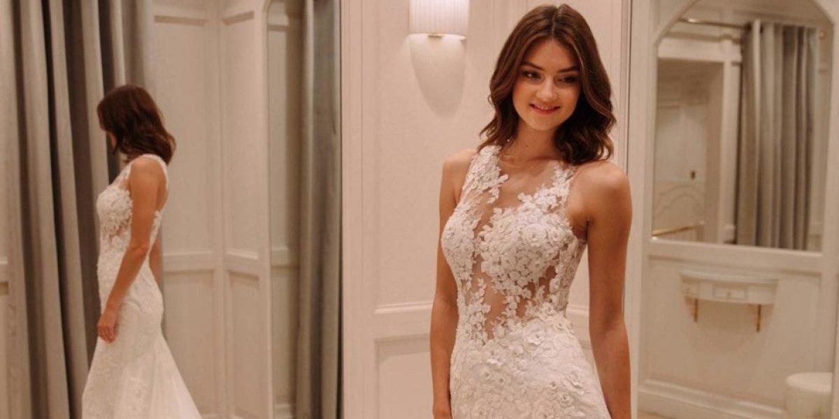 ¿Te casas? Conoce las tendencias de vestidos de novia