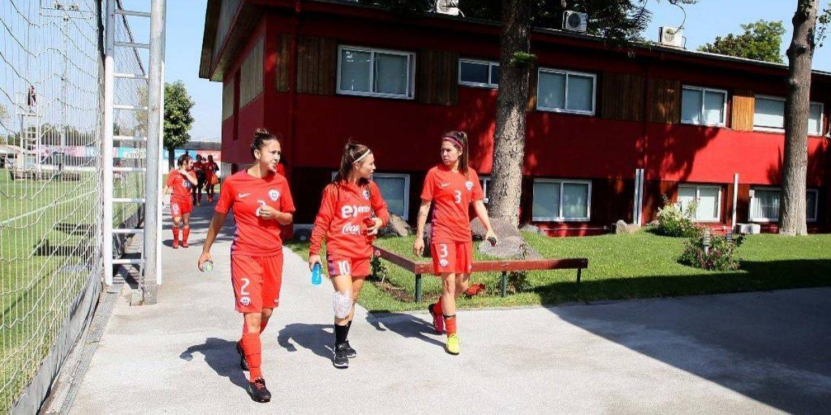 """Vidal se cuadra con la Roja femenina y emplaza a la ANFP: """"Han dado muestras de talento para recibir apoyo"""""""