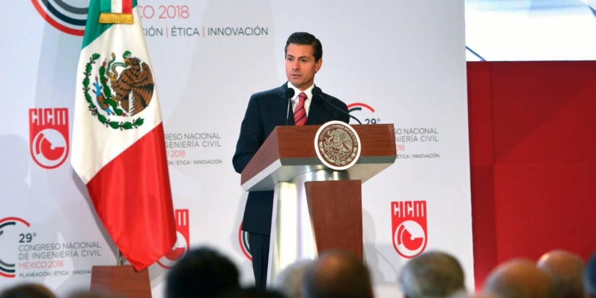 Esto fue lo que tuiteó Peña Nieto sobre el Día Internacional de la Mujer