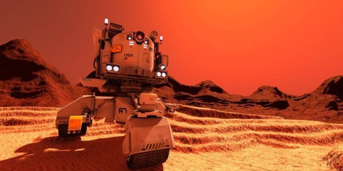 Estudiantes mexicanos concursarán para mandar un rover a Marte con la NASA