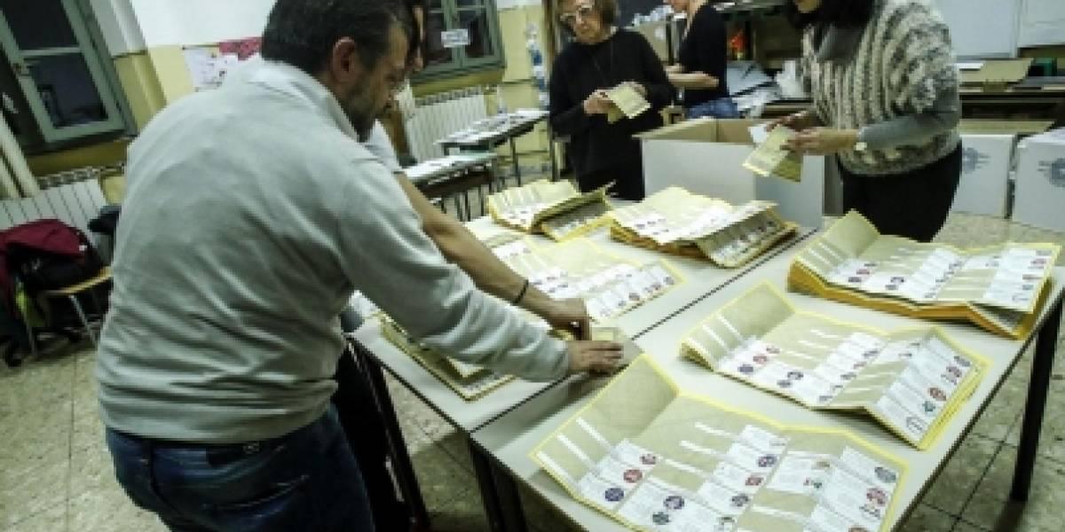 """Conteo confirma triunfo de movimientos antisistema y """"populistas"""" en Italia"""